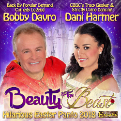 Beauty and the Beast celebrity pantomime