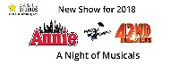 Starbrite Studios presents their 2018 show, A Night of Musicals.
