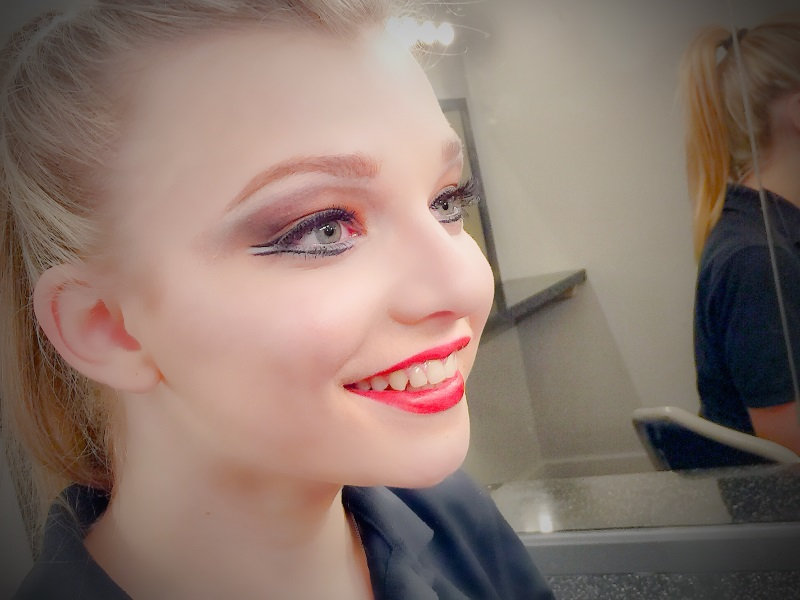 Make-up example