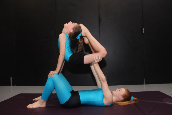 Acrobatics and gymnastics classes in Market Weighton, Shiptonthorpe, and York
