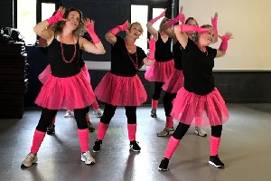 Dance fitness classes in York and Shiptonthorpe in the East Riding of Yorkshire