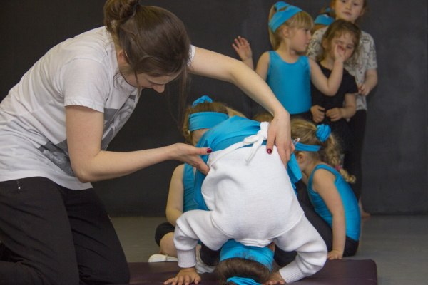 Young children's dance classes in Market Weighton, Shiptonthorpe, and York