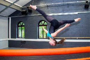 Acrobatics and tumbling classes in York and Shiptonthorpe in the East Riding of Yorkshire