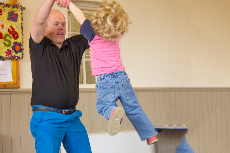 Parent & toddler classes in York and Shiptonthorpe in the East Riding of Yorkshire