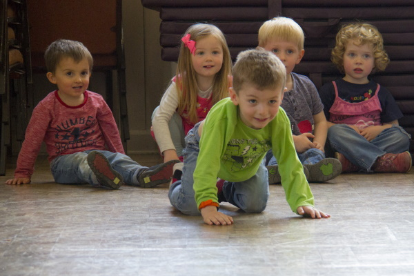 Twinkle Tots parent and toddler classes in Market Weighton, Shiptonthorpe, and York