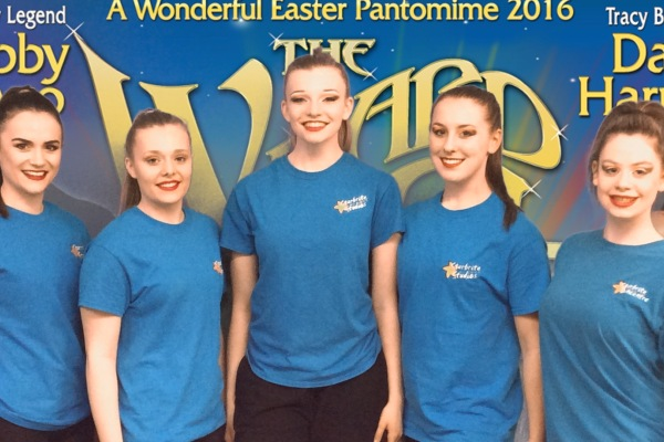 Starbrite Studios Wizard of Oz Pantomime Easter 2016