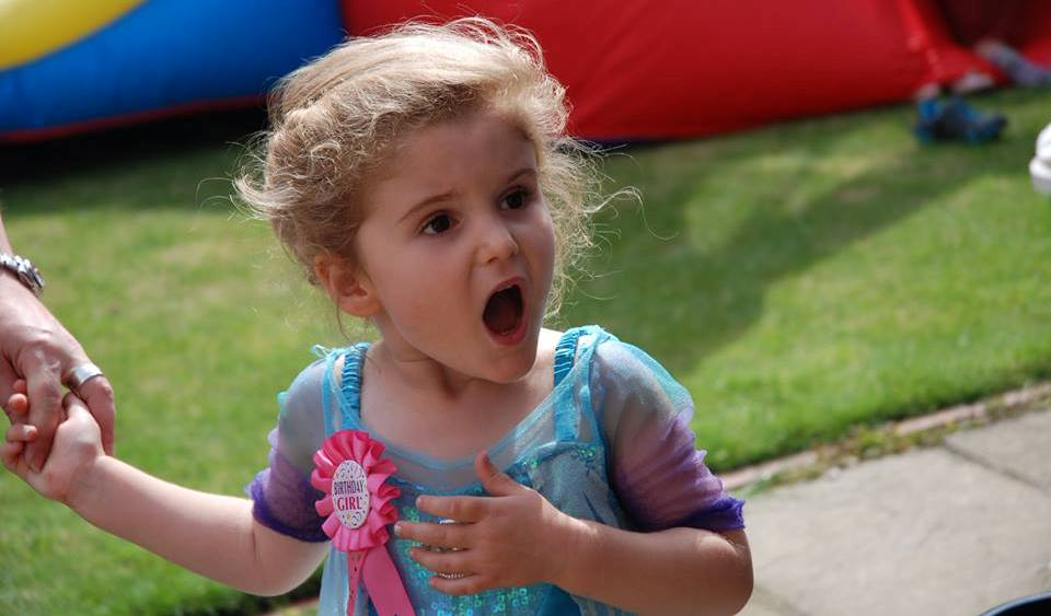 Children's parties in York and Shiptonthorpe